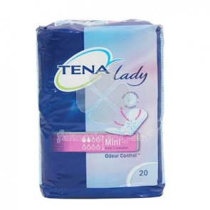 Tena Lady Absorb Inc Orina Ligera Mini 20Uds