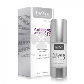 Lavigor Antiaging Serum 3D Reestructurante Celular 30ml
