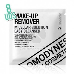 Comodynes Make Up Remover Easy Cleanser 8 Toallitas