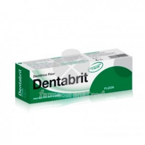 Dentabrit Pasta Dental Fluor 75ml