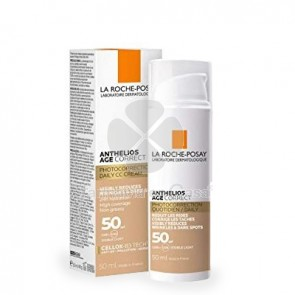 Anthelios Fotocorreccion Gel-Crema Color Spf50 50ml.R Posay