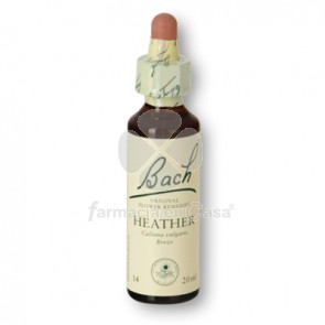 Flores de Bach - heather 20 ml