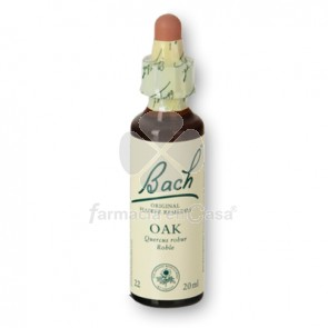 Flores de Bach - oak 20 ml