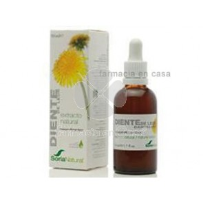 Soria Natural Extracto diente de leon 50ml