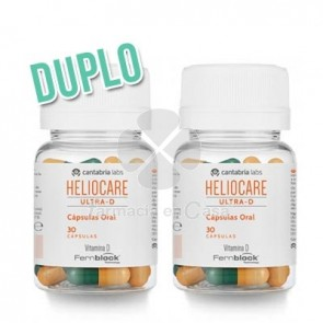 Heliocare Ultra-D Duplo 2x30 Caps