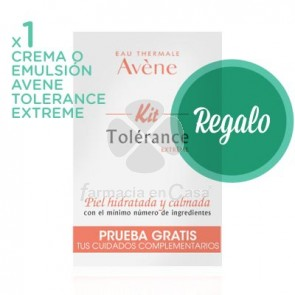 - Avene Tolerance Extreme - leche limpiadora 5ml + Mascarilla 5ml