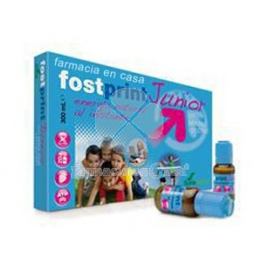 Soria Natural Fost print junior fresa 20 viales