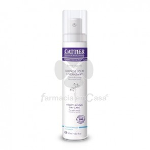 Cattier Crema dia hidratante piel normal-mixta 50ml