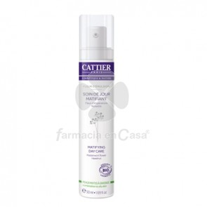 Cattier Crema Dia Matificante Piel Mixta-Grasa 50ml