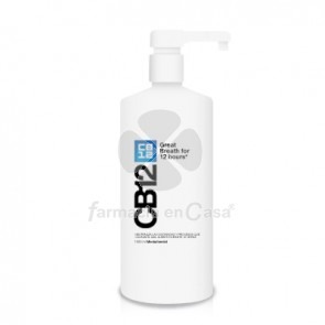 CB12 Enjuage bucal anti-halitosis 1l
