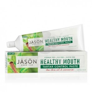 Jason Healthy mouth dentifrico anticaries 119gr