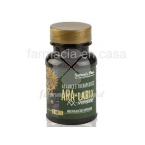 Nature's Plus Nature plus ara-larix defensas 30 comprimidos
