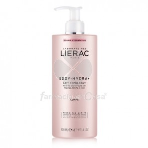 Lierac Body Hydra+ Leche Repulpante Doble Hidratacion 400ml