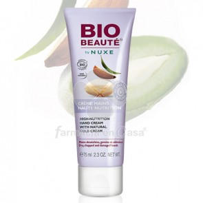 Bio Beaute Nuxe cold cream crema de manos ultranutritiva 50ml