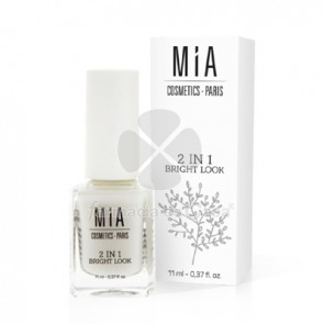 Mia 2 en 1 bright look num 8064 base blanqueante 11ml