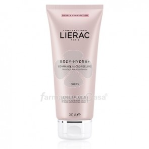 Lierac Body Hydra Exfoliante Micropeeling Doble Hidratacion 200ml