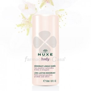 Nuxe Body desodorante larga duracion roll-on 50ml