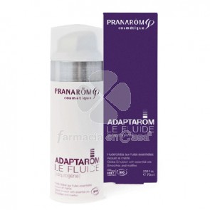 Pranarom Adaptarom fluido global bio 75ml
