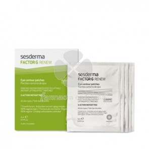Sesderma Factor G Renew Parches Contorno Ojos Lifting 4 Uds