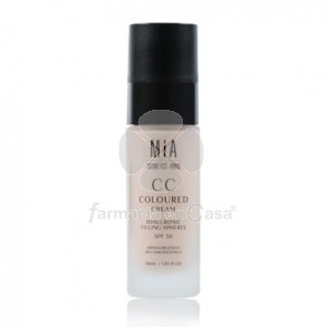 Mia Hyaluronic filling spheres cc cream spf 30 light 30ml