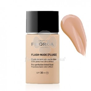 Filorga Flash-Nude Fluido con Color 1.5 Medio Spf30 30ml