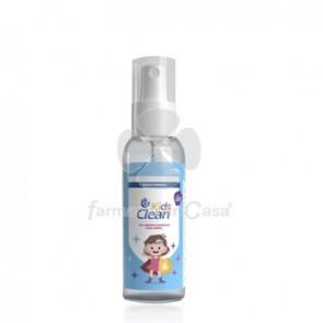 Kids Clean Gel Hidroalcoholico para Niños Spray 60ml
