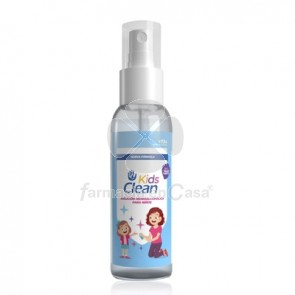 Kids Clean Solucion Hidroalcoholica para Niños Spray 100ml