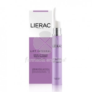 Lierac Lift integral serum lifting ojos y parpados antiedad 15ml