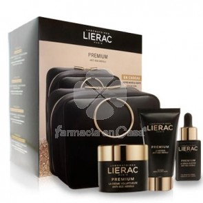 Lierac Premium crema voluptuosa 50ml +Mascarilla 75ml +Serum 30ml