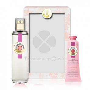 Roger Gallet Gingembre Rouge Agua 30ml +Crema Manos 30ml