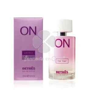 Betres On Perfume Lovely Mujer 100ml