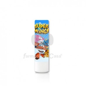 Aguayo Superwings protector labial spf15 sabor fresa 4gr