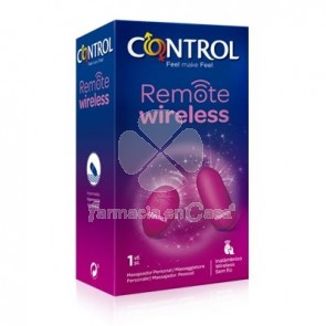 Control Remote Wireless Masajeador Personal Inalambrico