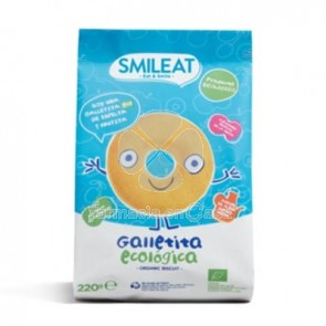 Smileat Galletita Ecologica 220gr