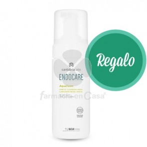 - Endocare - Aquafoam Espuma Facial Limpiadora 125ml -Regalo-