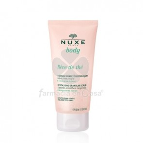 Nuxe Body Reve de The Exfoliante Granulado Revitalizante 150ml