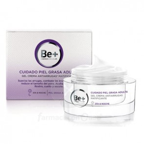 BE+ GEL-CREMA ANTIARRUGAS MATIFICANTE 50ML