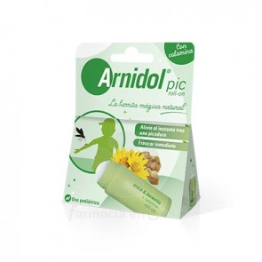 ARNIDOL PIC ALIVIO PICADURAS ROLL-ON 30ML
