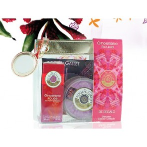 ROGER GALLET GINGEMBRE ROUGE PERFUME 30ML + CREMA 30ML + NECESER