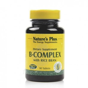 NATURE PLUS B-COMPLEX 90COMP