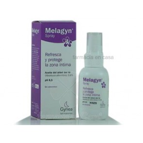 MELAGYN HIGIENE ÍNTIMA SPRAY 50ML