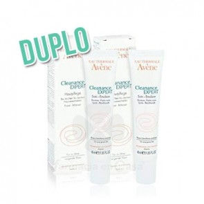AVÈNE CLEANANCE EXPERT TTO IMPERFECCIONES P/ACNEICA DUPLO 2X40ML