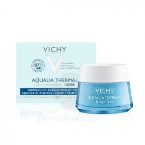 VICHY AQUALIA THERMAL CREMA REHIDRATANTE LIGERA 50ML