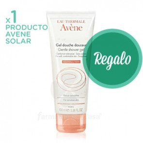 - AVÈNE - BODY GEL DE DUCHA SUAVIDAD PIEL SENSIBLE 100ML REGALO