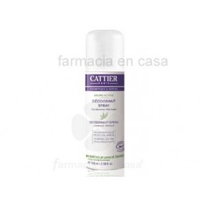 CATTIER BRUME ACTIVE DESODORANTE SPRAY 100ML