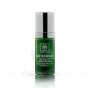 APIVITA BEE RADIANT SERUM ILUMINADOR DEFENSA ANTIEDAD 30ML