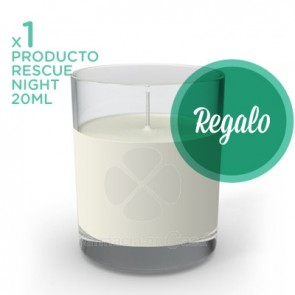 - RESCUE NIGHT - RELAX VELA PERFUMADA VAINILLA DE REGALO
